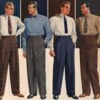 1940s-era Menswear
