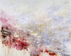 "Cy Twombly, ""Hero and Leandro (To Christopher Marlowe),"" 1985"
